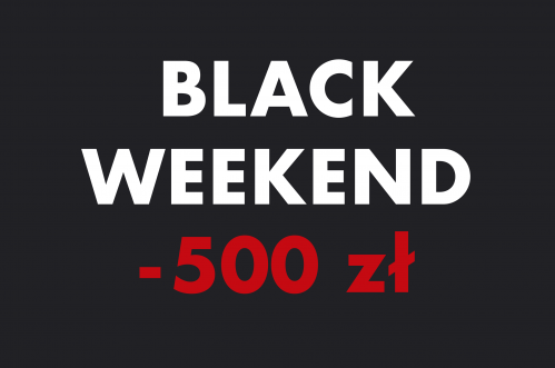 Black weekend Lipińscy Domy